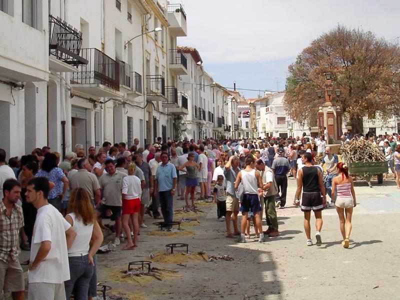© Ayuntamiento Aras de los Olmos.