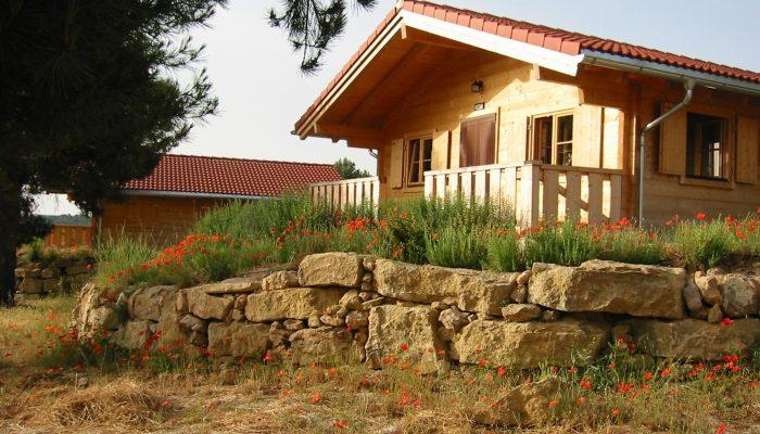 Casas De Madera Aras Rural